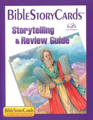 Bible Story Cards Home Kit: Old Testament Edition   -
