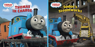 Thomas In Charge/Sodor's Steamworks (Thomas & Friends) - eBook  -     By: Rev. W. Awdry