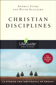 Christian Disciplines: LifeGuide Topical Bible Studies - Slightly Imperfect  -