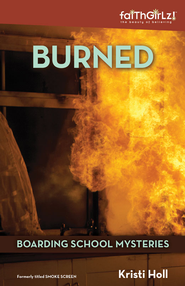 Burned - eBook  -     By: Kristi Holl