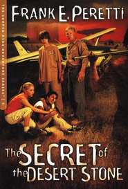 The Cooper Kids Adventure Series #5: The Secret of the Desert  Stone  -     By: Frank Peretti