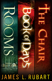 The Jim Rubart Trilogy: Rooms, Book of Days, and The Chair / Digital original - eBook  -     By: James L. Rubart