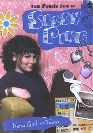 The Public Life of Sissy Pike:  New Girl in Town, DVD  -     By: Harleigh Jean Upton, Willie Aames
