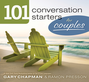 101 Conversation Starters for Couples SAMPLER / New edition - eBook  -     By: Gary D. Chapman, Ramon L. Presson