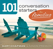 101 Conversation Starters for Families SAMPLER / New edition - eBook  -     By: Gary D. Chapman, Ramon L. Presson