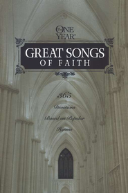 The One-Year Great Songs of Faith: 365 Devotions Based on Popular Hymns  -     By: Robert Brown, Mark Norton