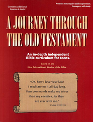 A Journey Through the Old Testament   -     By: Kaye Freeman