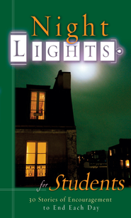 Night Lights for Students: 30 Stories of Encouragement To End Each Day - eBook  -