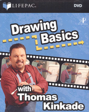 Drawing Basics with Thomas Kinkade--DVD Curriculum   -     By: Thomas Kinkade