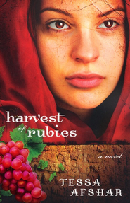 Harvest of Rubies SAMPLER / New edition - eBook  -     By: Tessa Afshar