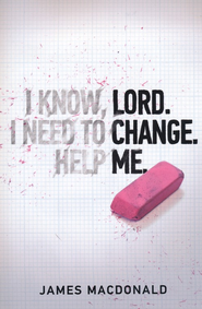 Lord Change Me SAMPLER / New edition - eBook  -     By: James MacDonald