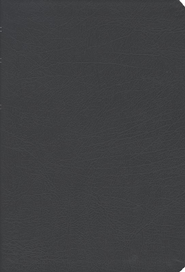 KJV/NLT People's Parallel Bible Black Bonded Leather  -