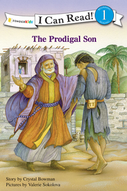 The Prodigal Son - eBook  -     By: Crystal Bowman