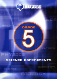 Lifepac Science Grade 5: Science Experiments on DVD   -
