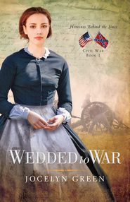 Wedded to War SAMPLER / New edition - eBook  -     By: Jocelyn Green