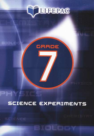 Lifepac Science Grade 7: Science Experiments on DVD   -