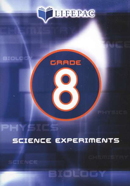 Lifepac Science Grade 8: Science Experiments on DVD   -