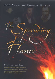 The Spreading Flame Part 2: Story of the Bible, DVD    -
