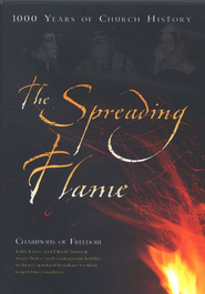 The Spreading Flame Part 3: Champions of Freedom, DVD    -