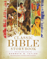 Classic Bible Storybook  -     By: Kenneth N. Taylor