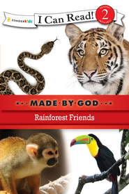 Rainforest Friends - eBook  -