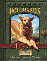 Dog Diaries #1: Ginger - eBook  -     By: Kate Klimo     Illustrated By: Tim Jessell