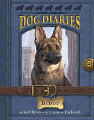 Dog Diaries #2: Buddy - eBook  -     By: Kate Klimo     Illustrated By: Tim Jessell