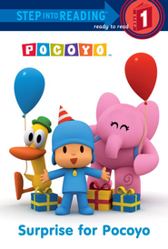 Surprise for Pocoyo (Pocoyo) - eBook  -     By: Christy Webster