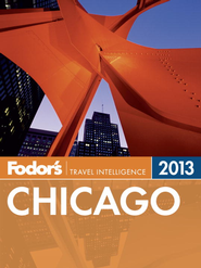 Fodor's Chicago 2013 - eBook  -