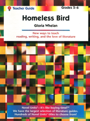 Homeless Bird, Novel Units Teacher's Guide, Grades 5-6   -     By: Gloria Whelan
