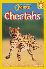 National Geographic Kids: Cheetahs  -     By: Laura Marsh