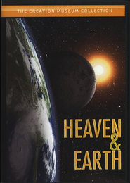 Heaven & Earth DVD   -