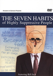 The Seven Habits of Highly Suppressive People--DVD   -     By: Bill Jack
