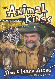 The Animal Kinds DVD: Sing & Learn Along with  Buddy Davis  -     By: Buddy Davis
