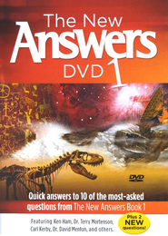 The New Answers DVD 1   -