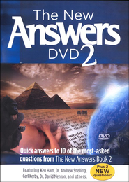 The New Answers DVD 2   -