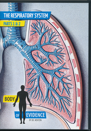 Respiratory System: Body of Evidence DVD   -     By: Dr. David Menton