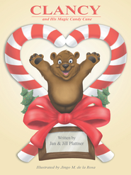Clancy and His Magic Candy Cane - eBook  -     By: Jan Plattner, Jill Plattner