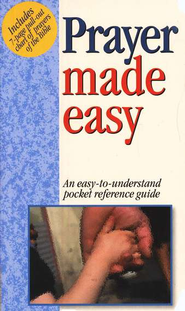 Prayer Made Easy   -     By: Mark Water