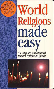 World Religions Made Easy  -     By: Mark Water