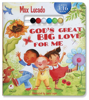 God's Great Big Love for Me (slightly imperfect)   -              By: Max Lucado