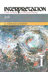 Job, Interpretation Commentary   -     By: J. Gerald Janzen