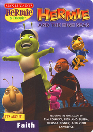 Hermie and Friends Series #11: Hermie and the High Seas, DVD   -              By: Max Lucado