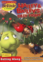 Hermie and Friends Series #10: Hailey and Bailey's Silly  Fight, DVD  -     By: Max Lucado