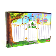 Colossal Coaster World Backyard Kids Club Kit   -