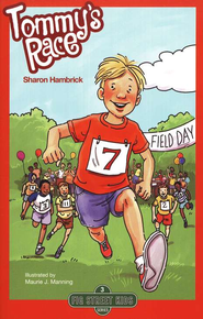 Fig Street Kids Series #3: Tommy's Race   -     By: Sharon Hambrick