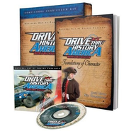 Drive Thru History America: Foundations of Character   -              By: David Barton, Nita Thomason