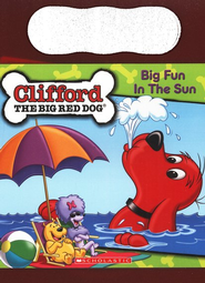 Clifford the Big Red Dog: Big Fun in the Sun, DVD   -