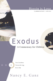 Herein is Love: Exodus - eBook  -     By: Nancy E. Ganz