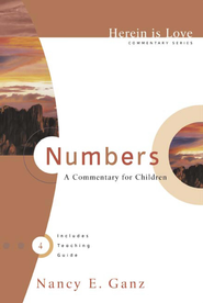 Herein is Love: Numbers - eBook  -     By: Nancy E. Ganz
